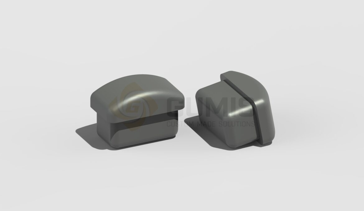 Bunkbed Ladder Rubber Protection Plug