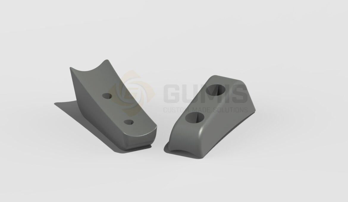 Rubber Distancer for Lounge Chair