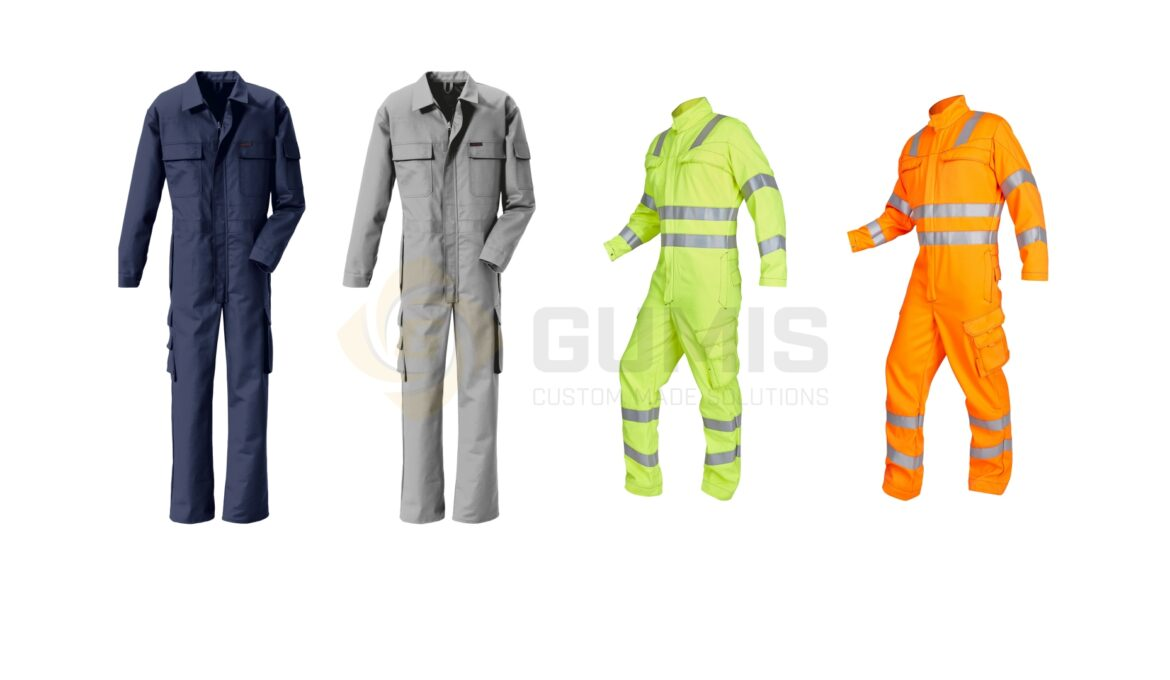 We can offer a wide range of workwear from our partner Rofa