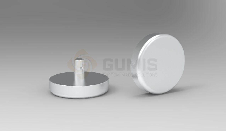 Aluminum Handrail Plug