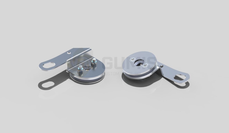 Bunk Bed Locking Mechanism type 2