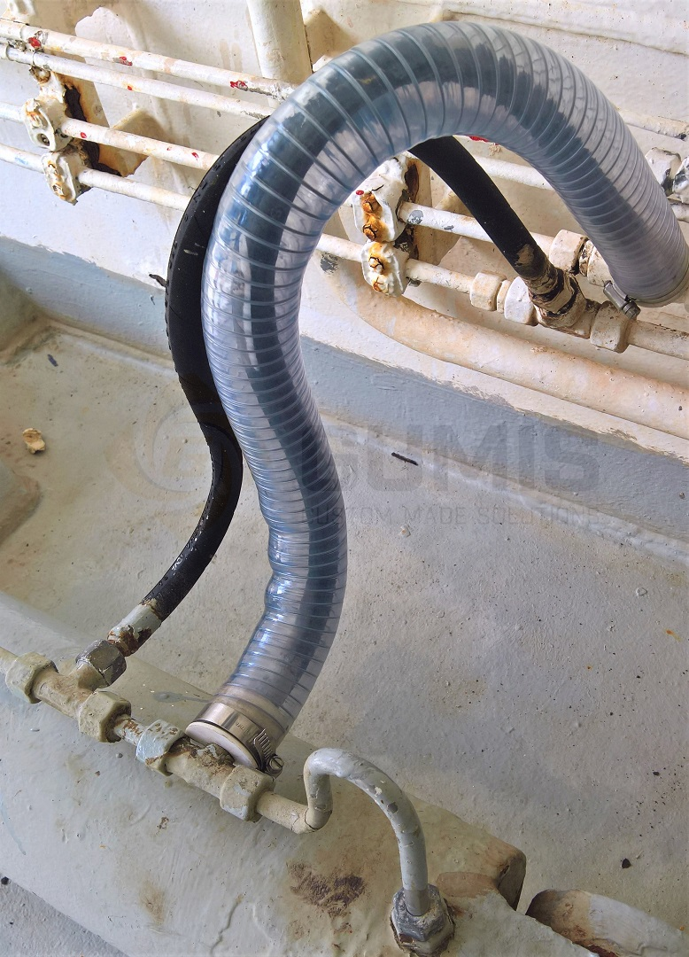 Oil Leak Prevention System