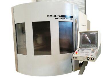 Deckel Maho DMU80T