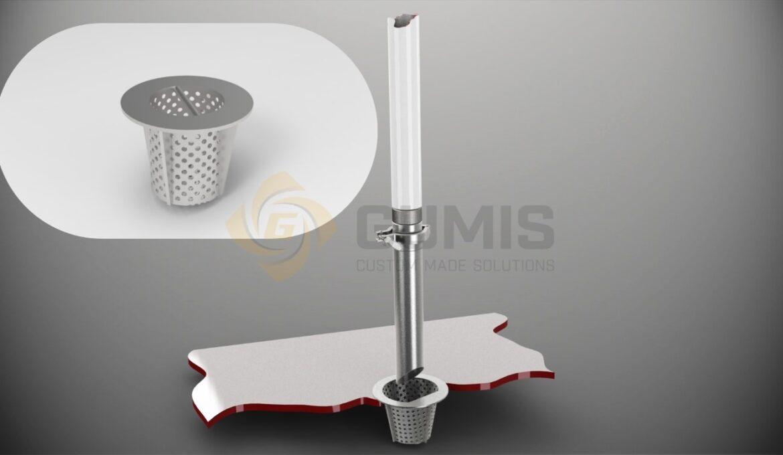 Floor drain filter