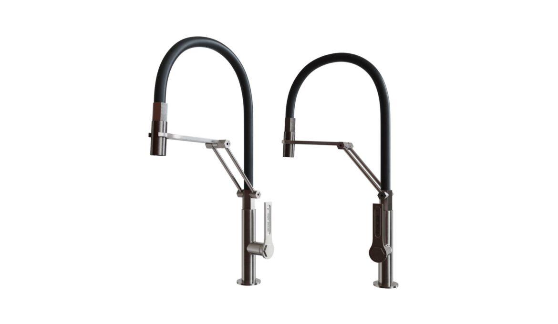 Gessi kitchen faucet