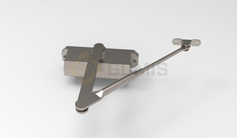 Hydraulic door stoper