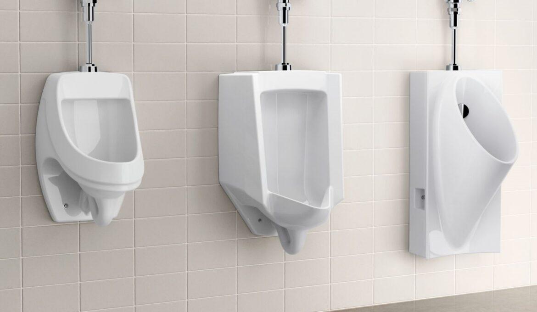 Kohler waterless urinal