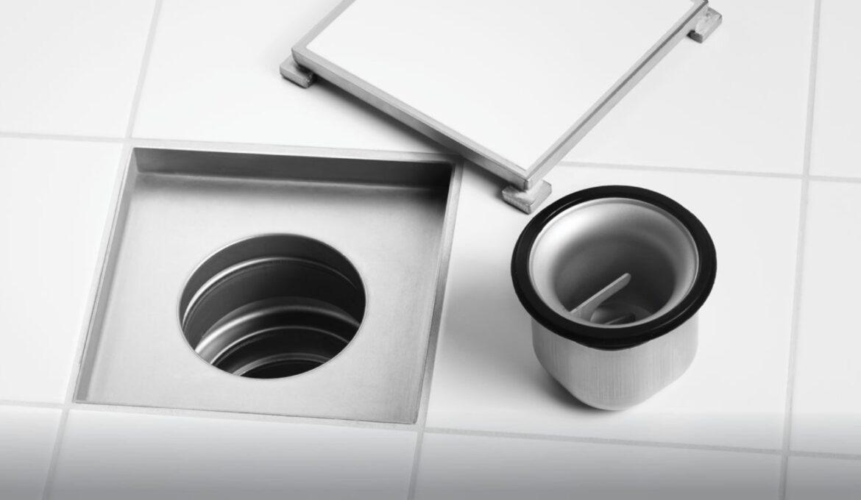 Blucher drainage water traps