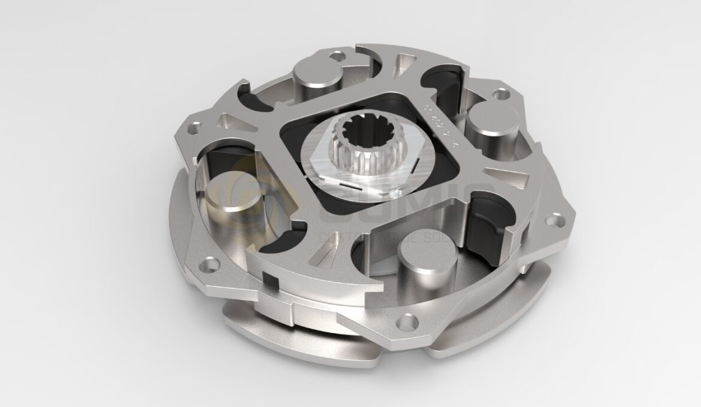 Centaflex couplings