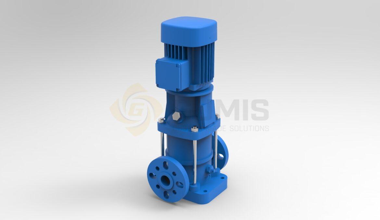 Complete pump