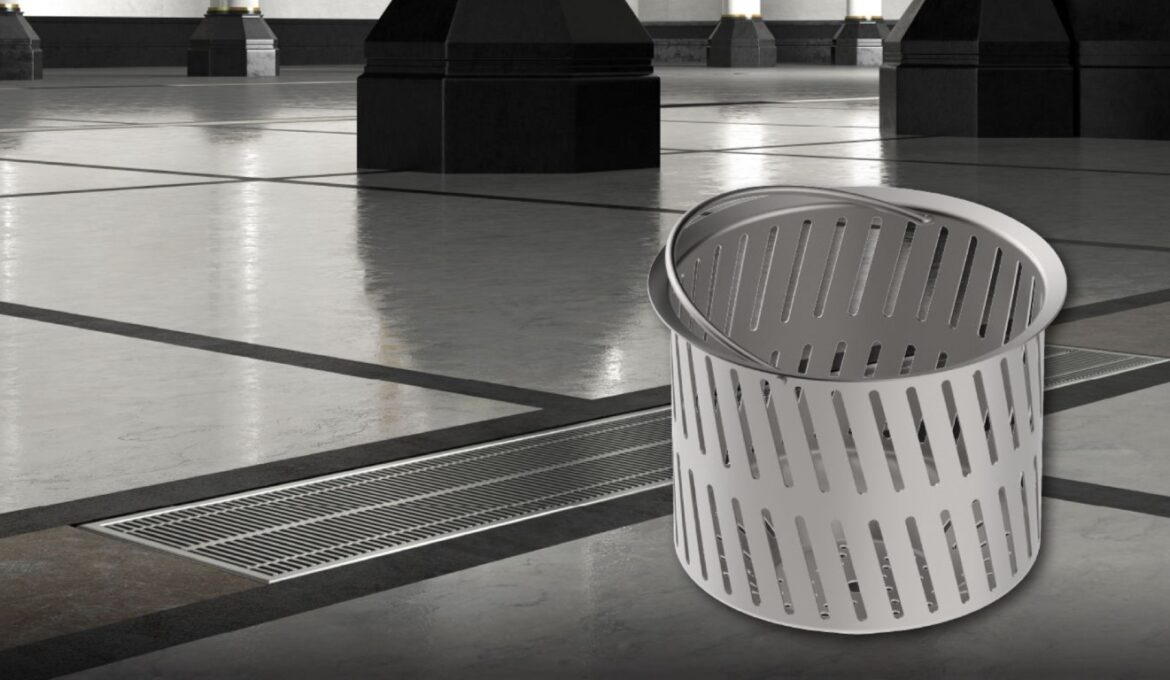Drainage accessories (drains channels filters)