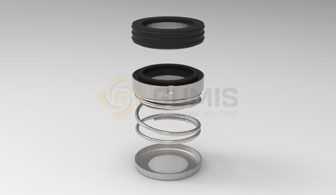 EagleBurgmann mechanical seals