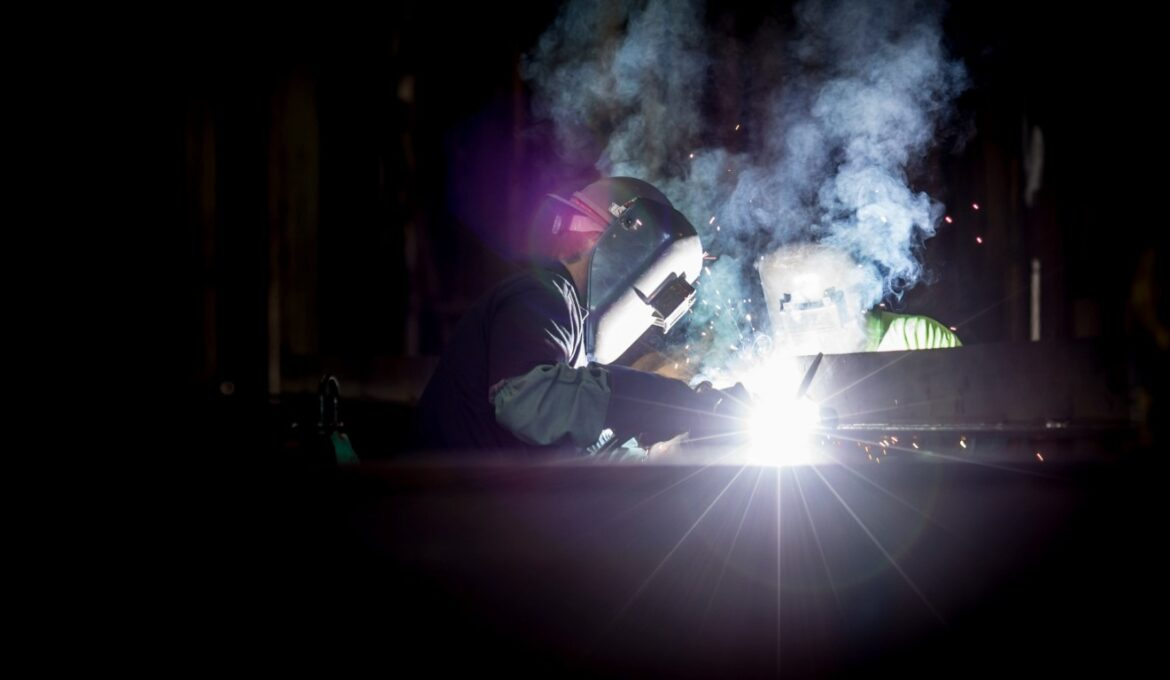 Process of welding