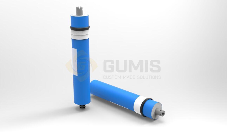 Reverse osmosis membrane subassy