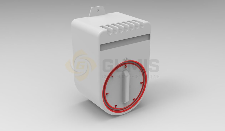 Ventilation controller