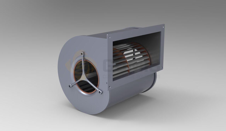 Ventilation fan assembly
