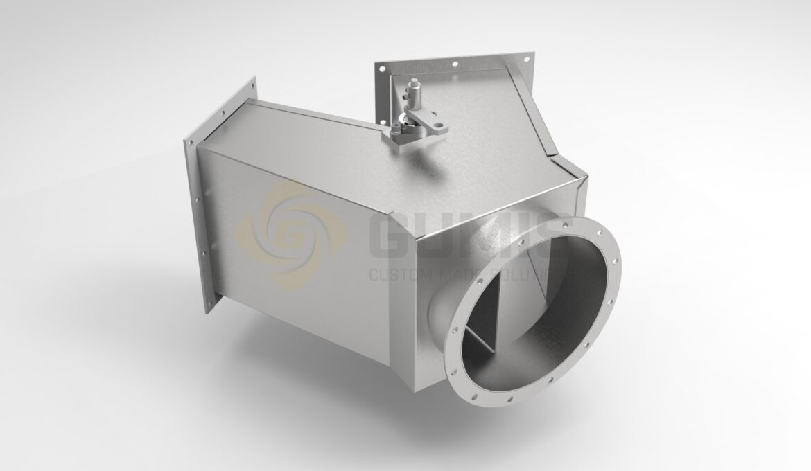 Air vent Y adapter